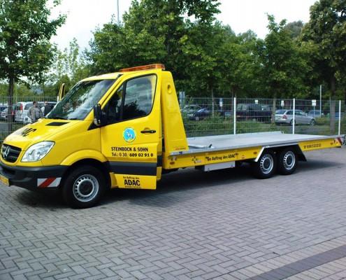 LFB 125 Lkw für Fahrzeugbeförderung