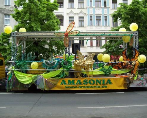 Karneval der Kulturen Kreuzberg-Neukölln