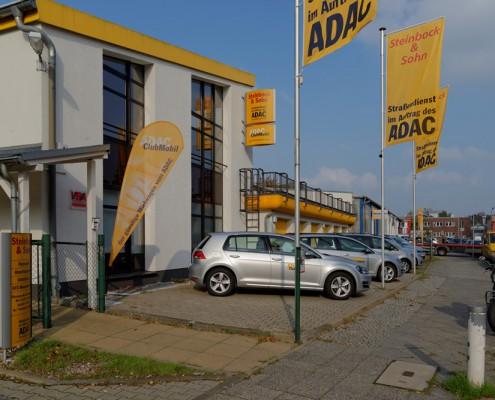 ADAC Autovermietung bei Steinbock & Sohn