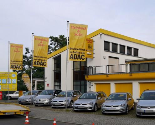 ADAC Clubmobil bei Steinbock & Sohn