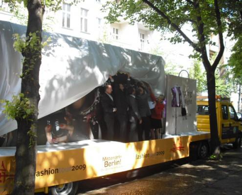 Fashion Tour Berlin-Schöneberg