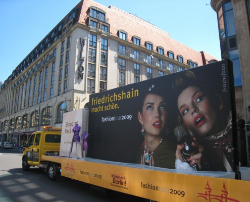 Fashion Tour Berlin-Mitte
