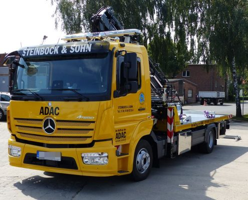 LFBK 160 Lkw für Fahrzeugbeförderung